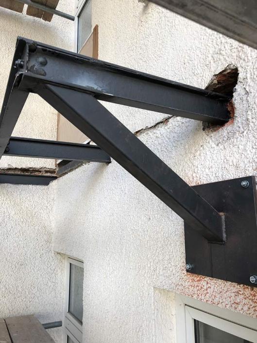 Balkonsanierung Balkon_zusaetzliche-Konsole